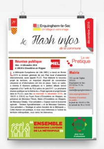 Flash-Infos pince dec2016