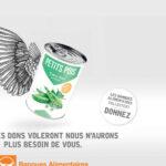 Jusqu'au 30 novembre : Collecte de la banque alimentaire