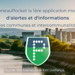PanneauPocket : L'actualité de la commune en temps réel